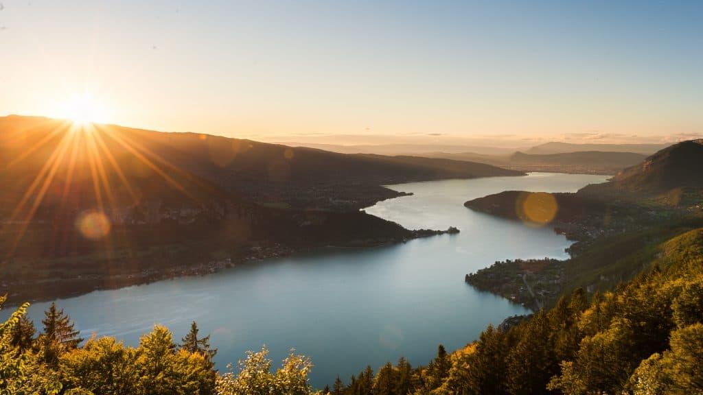 lac annecy peche