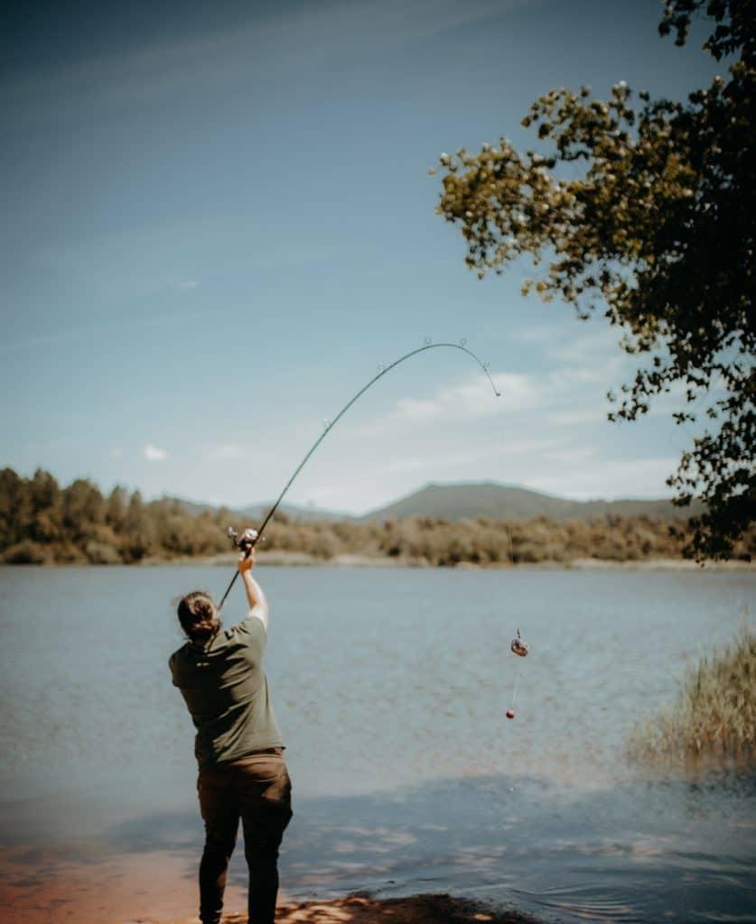 fishstone lancer appuyer